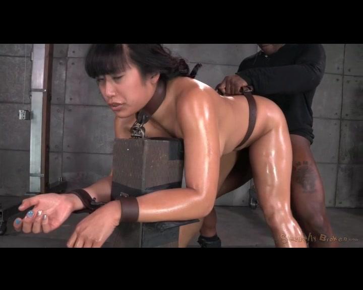 porn Bent over bondage