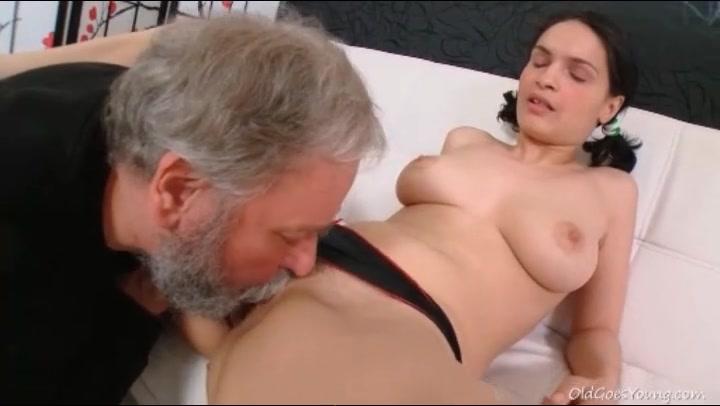 Nasty Old Man Fucks Teen