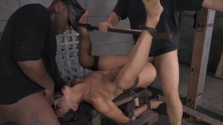 Milf Bondage Fuck Machine