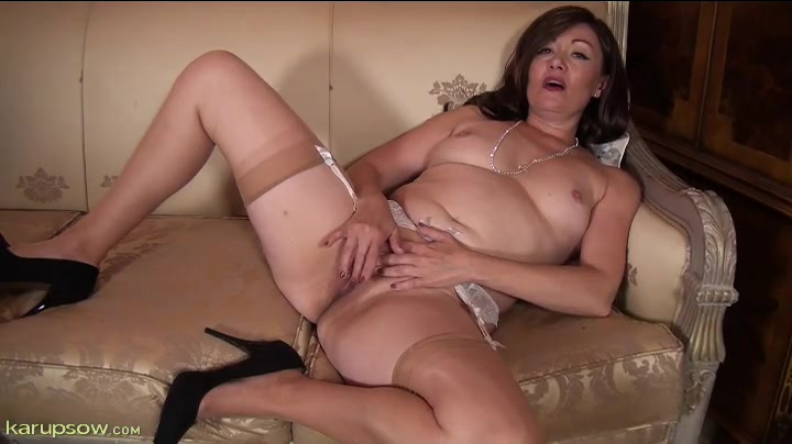 Amateur Mature Solo Orgasms