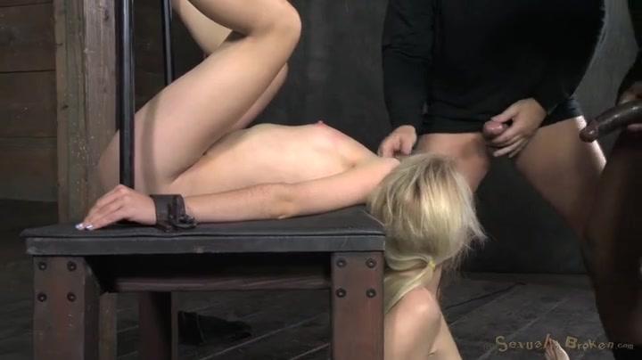 Asian Teen Bondage Slave