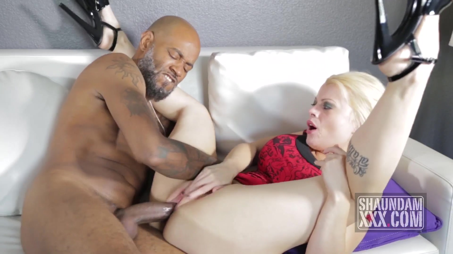 Love Black Cock Porn