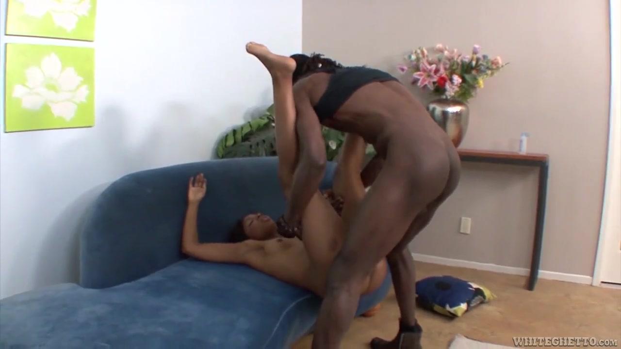 Ebony Take Big Black Dick
